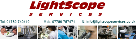 microscope service and repairs